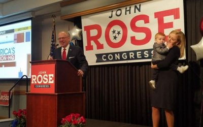 Republican John Rose wins House Seat