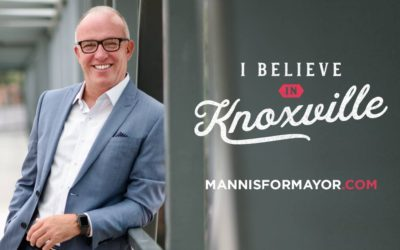 "Knoxville Mayor Candidate Eddie Mannis ""Running Away"" With Fundraising"