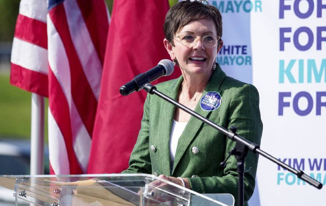 Kim White leads Wade Hinton, Tim Kelly in Chattanooga mayoral campaign fundraising